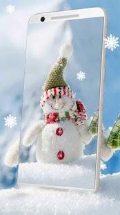 Santa Merry Xmas Theme - náhled