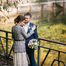 Wedding photographer Lena Drobyshevskaya (lenadrobik). Photo of 03.11.2018