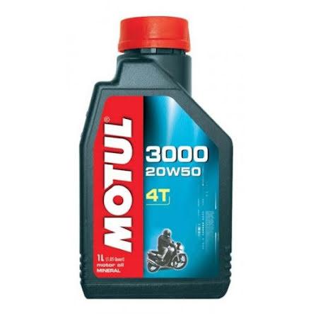 Motul 3000 20W/50 mineral