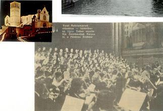 Photo: 1986 Assisi - Verdi: Requiem