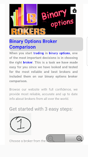 Binary Options Broker Guide - náhled