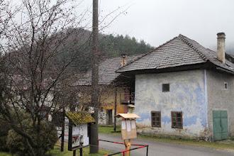 Photo: Tento rok počasie na zimné táborenie príliš nevyzerá. Zmoknuté Uhrovské Podhradie. Zdanie však niekedy klame