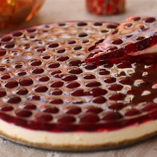 Cherry Jelly Cake.