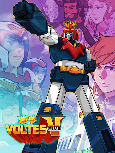 Voltes V - Official  screenshots 1