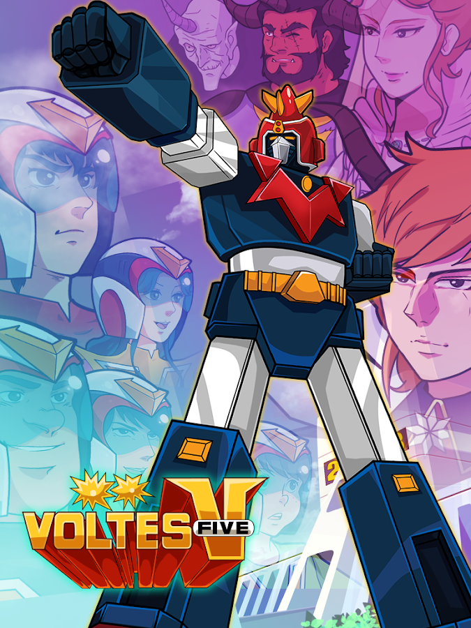 Voltes V Wallpaper Hd Voltes V Official Android Apps On Google Play