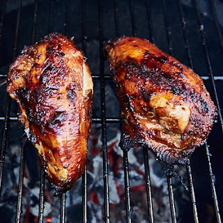 Balsamic Garlic Grilled Chicken Marinade.
