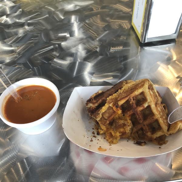 Photo from Waffled
