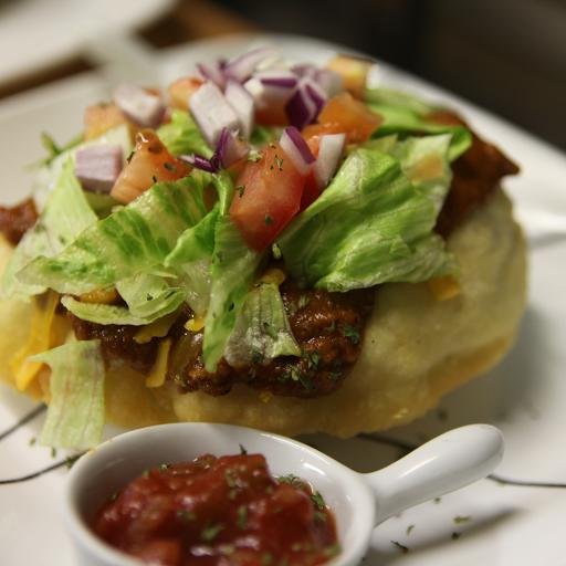 Navajo Taco - small