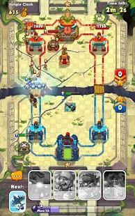 Jungle Clash Screenshot