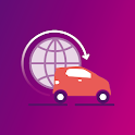 Bookingautos - car rental icon