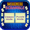 Word Scramble Game - Puzzle & Classic Game Modes. icon