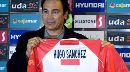 """Hugo Sánchez estaría """"encantado"""" de volver a entrenar en España"""