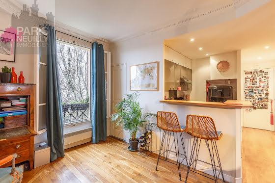 Vente appartement 2 pièces 37,25 m2