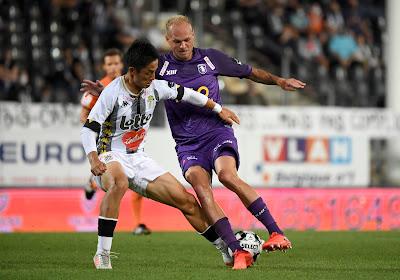 Inquiétudes pour Ryota Morioka à Charleroi?