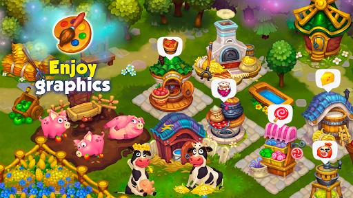 Royal Farm: Wonder Valley 1.20.1 screenshots 9