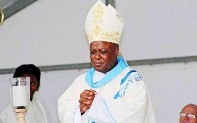 The Catholic Church's coadjutor archbishop Abel Gabuza has died of Covid-19.