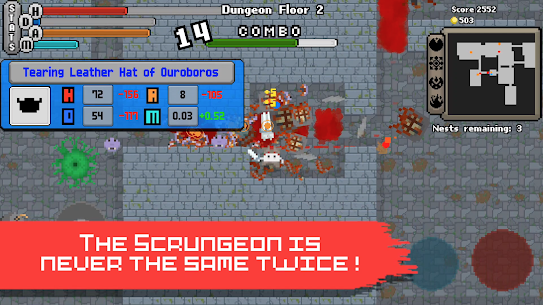 The Scrungeon Depths 2 Unlocked MOD APK Android 1