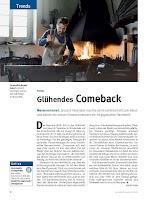 Screenshot of handwerk magazin