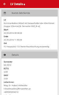 studentsLife by FH Kärnten- screenshot thumbnail