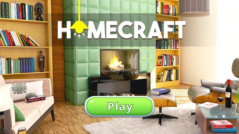 Homecraft - Home Design Game Screenshot 4