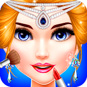 Princess Makeup Salon Beautiful Fashion