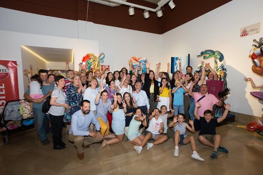 Premios de la Exposicion del ninot 2018