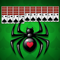 Spider Solitaire - Best Classic Card Games icon