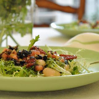 Gigante Bean Salad.