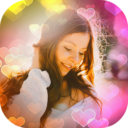 Glitter Photo Frames for Pictures with Effects App Icon