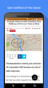 HackRead – Latest Tech and Hacking News Apk Download For Android 6