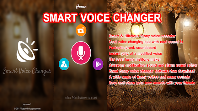 smart voice recorder free download