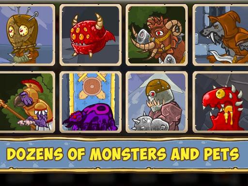 Let's Journey - idle clicker RPG - offline game filehippodl screenshot 12