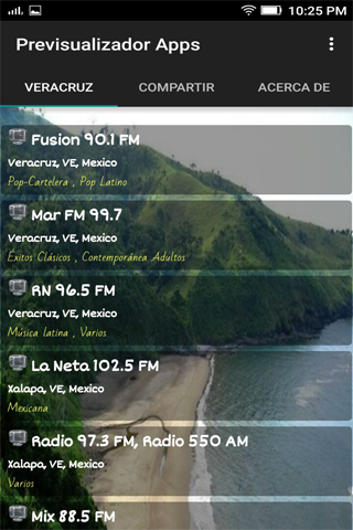 Radio De Veracruz México