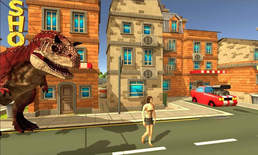 Dinosaur Simulator: Dino World  screenshots 1