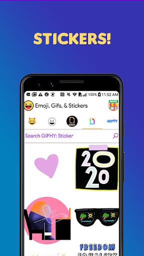Emoji Home - Fun Emoji, GIFs, and Stickers
