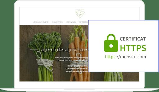 Créer un site internet sécurisé