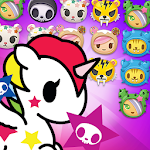tokidoki frenzies : Match 3 Puzzle Icon