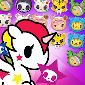 tokidoki frenzies : Match 3 Puzzle icon