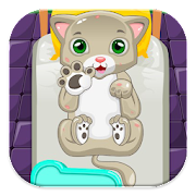 Game Little Doctor Pets : Pet Vet Kitties Game apk for kindle fire