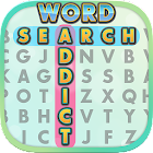 Word Search Addict - Word Search Games Free icon