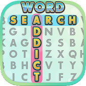 Word Search Addict - Word Search Games Free