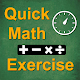 Quick Math Exercise for Kids for PC-Windows 7,8,10 and Mac