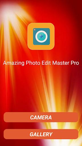 Amazing Photo Edit Master Pro