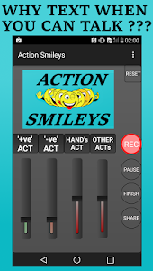 Action Smileys screenshot 0
