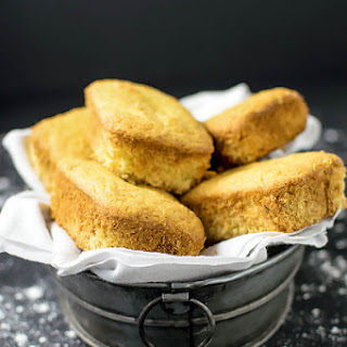 Honey Vanilla Cornbread