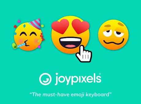 Emoji Keyboard by JoyPixels®