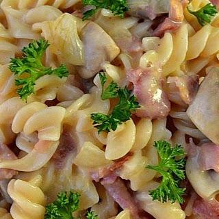 Chicken Mushroom Bacon Pasta Recipes