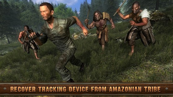 Amazon Jungle Survival Escape- screenshot thumbnail