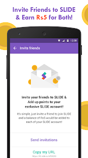 Slide - Earn Free Recharge with Lockscreen! - náhled