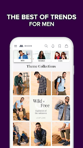 Myntra Online Shopping App – Shop Fashion & more App Latest Version Download For Android and iPhone 3